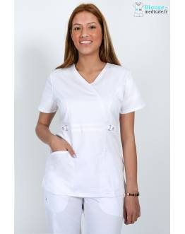 Tunique Médicale Cherokee Femme Luxe 21701