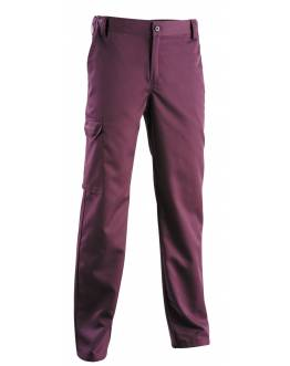 Pantalon Medical Lafont Clemix 2.0 Homme ROMEO Prune