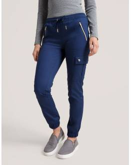 "Pantalon Jaanuu ""Jogger Pant"" Bleu Marine Collection Jolie"