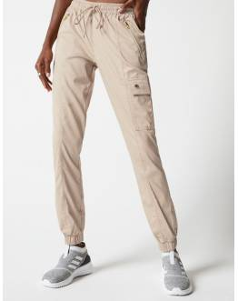 "Pantalon Jaanuu ""Jogger Pant"" Dark Khaki Collection Jolie"