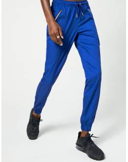 "Pantalon Jaanuu ""Jogger Pant"" Bleu Royal Collection Jolie"