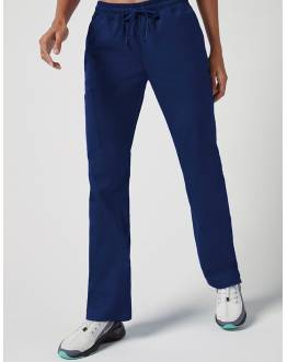 "Pantalon ""Straight Leg 4 Pocket Pant"" Bleu Marine Collection Classic"