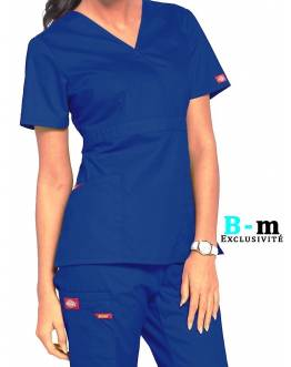 Tunique Femme Bleu Royal Dickies 86806