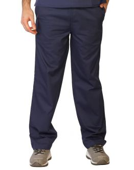 Pantalon Medical Homme Life Threads 3120 Bleu Marine