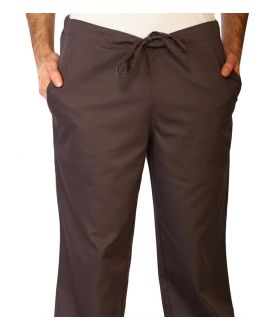 Pantalon Medical Homme Life Threads 3120 Gris Anthracite