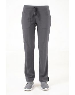 Pantalon Medical Femme Life Threads 1528 Gris Anthracite