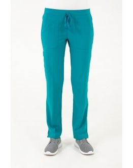 Pantalon Medical Femme Life Threads 1528 Bleu Lagon