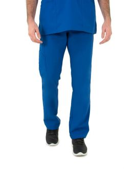 Pantalon Medical Homme Life Threads 2420 Bleu Royal